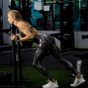 HIIT with BRITT training program